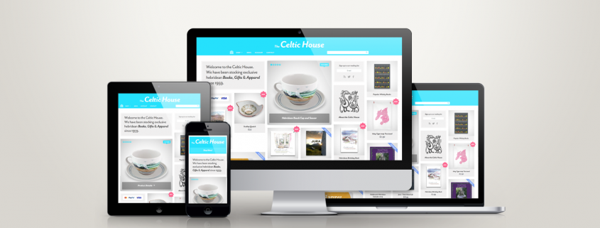 Responsive Celtic House Design